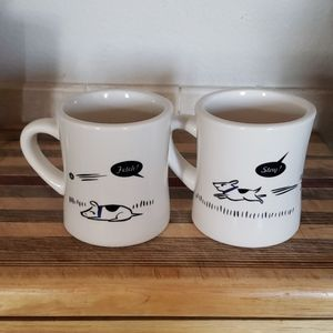 Bad Dog Coffee Cups